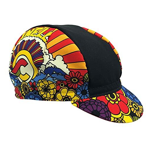 Cinelli West Coast Cappellino da Uomo, Multicolore, Taglia Unica