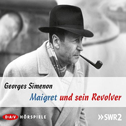 Maigret und sein Revolver Titelbild