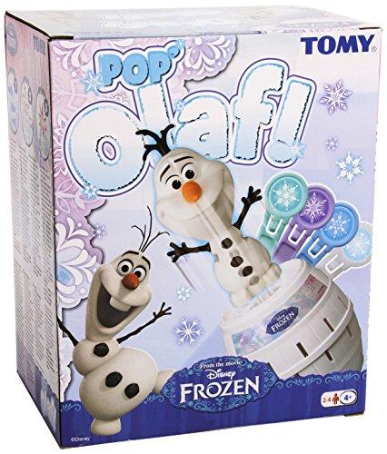 Giochi Preziosi – surgelés : Olaf Pop Up Jeu de Table