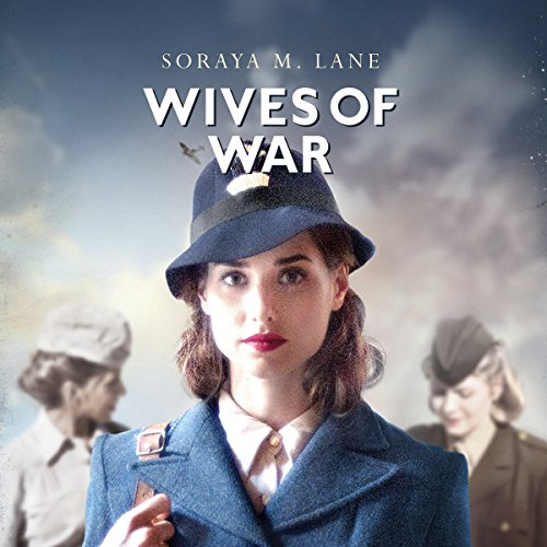 Wives of War audiobook cover art