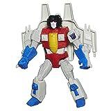 Transformers Hero Mashers Starscream Figure