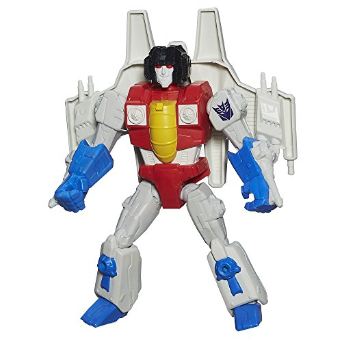 Transformers Hero Mashers Starscream Figure by Hasbro