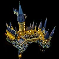 QIXIAOCYB LED照明セットHarry Potter Hogwarts Castle 71043 - クラシックバージョンタイプB レゴブロック (Color : Type 1, Size : Mittel)