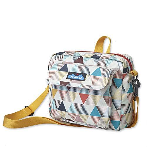 KAVU Nantucket Crossbody Bag Adjustable Sling Purse - Triblinds