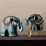 Zoom IMG-1 j mmiyi statua elefante portafortuna