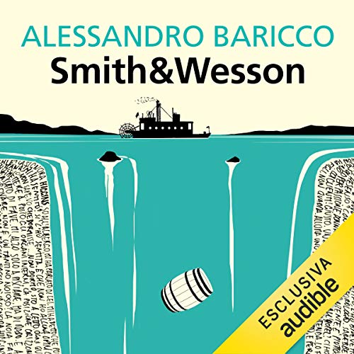 Smith & Wesson audiobook cover art