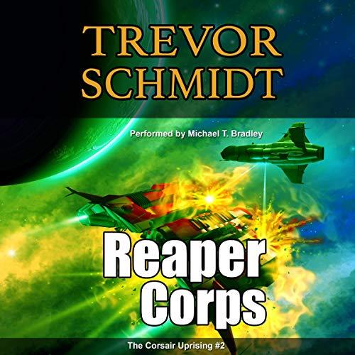 Couverture de Reaper Corps
