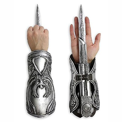 Assassin's Creed Ezio Auditore Gauntlet with Hidden Blade Replica - http://coolthings.us