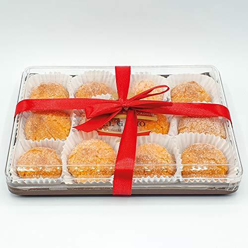 Smartbox - Caja Regalo - Dulces de Navidad en casa: ½ Kilo de polvorones y 12 yemitas - Ideas Regalos Originales