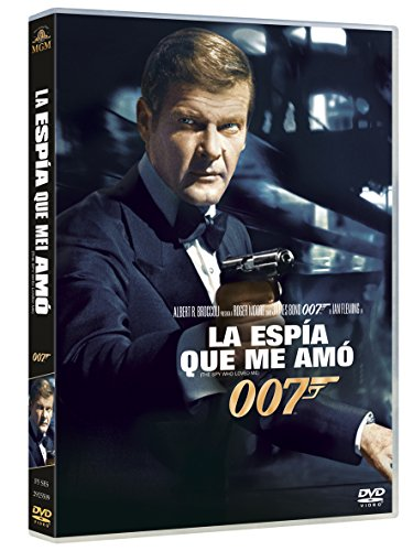 The Spy Who Loved Me (1 Disc) [DVD]
