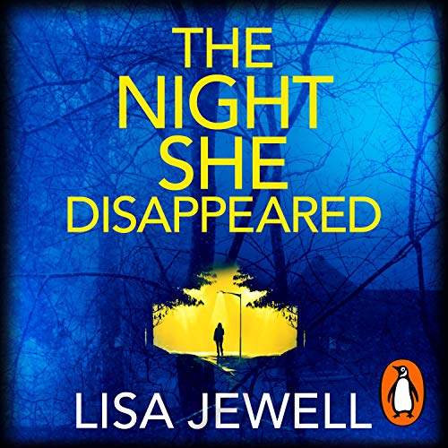 The Night She Disappeared cover art