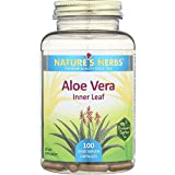 Zand Aloe Vera by Nature's Herbs, 100 Count