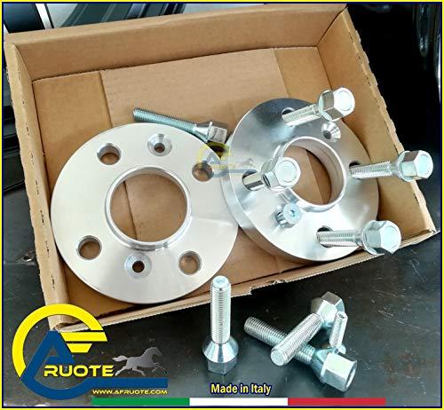 SP/4016CBT7 Kit 2 separadores de 16 mm 4 x 98 58,1 + pernos 12 x 1,25 Conco todo fabricado en Italia
