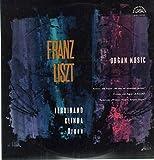 Franz Liszt , Ferdinand Klinda - Organ Music - Supraphon - SUA 10620