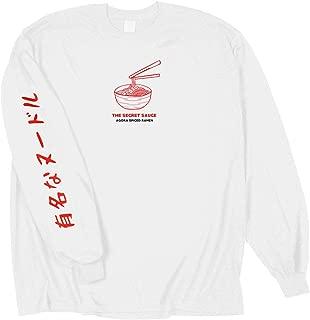AGORA Ramen Japanese Long Sleeve T Shirt
