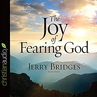 The Joy of Fearing God cover art