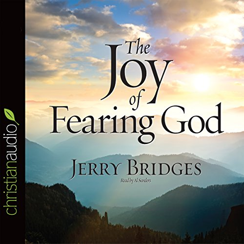 The Joy of Fearing God audiobook cover art
