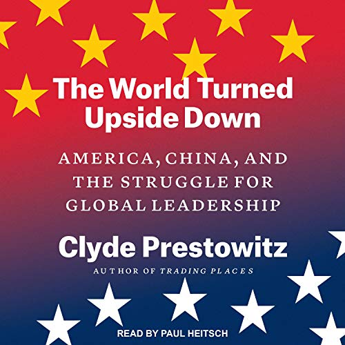 The World Turned Upside Down cover art