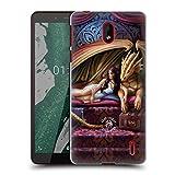 Official Anne Stokes Inner Sanctum Dragons 5 Hard Back Case