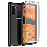 Nineasy Samsung Galaxy Note 10 Case, 360° Full Body Protective...