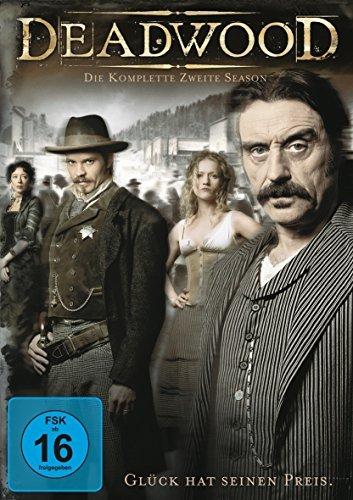 Deadwood - Season 2 (4-DVD)(2)