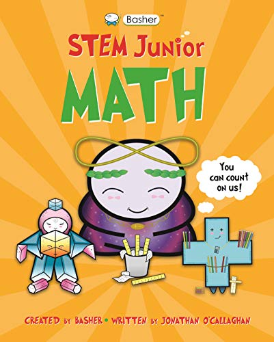 Basher STEM Junior: Math (English Edition)
