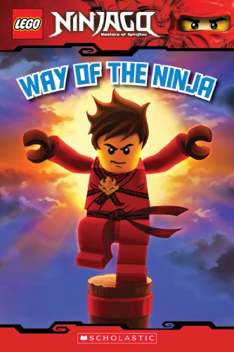 Way of the Ninja (LEGO Ninjago) (LEGO Ninjago Reader Book 1) (English Edition)