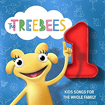 The Treebees One: Kids Songs for the Whole Family