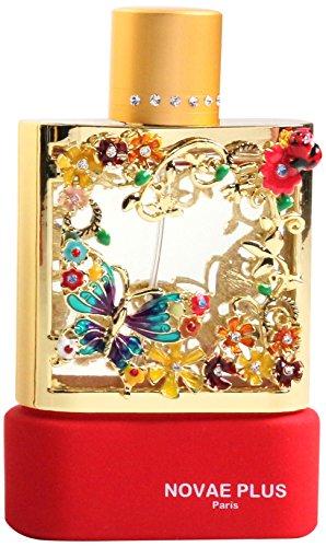 Novae Sunny Garden Red femme/woman, Eau de Parfum, Vaporisateur/Spray 50 ml, 1er Pack (1 x 50 ml)