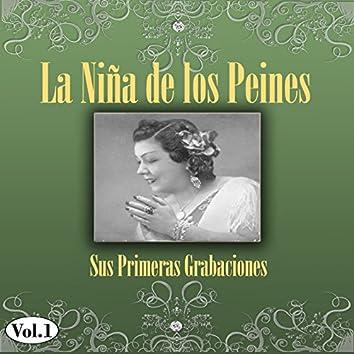 La Niña de los Peines - Sus Primeras Grabaciones, Vol. 1