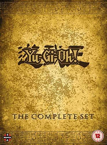 Yu-Gi-Oh! Season 1-5 Complete Collection (34 Dvd) [Edizione: Regno Unito]