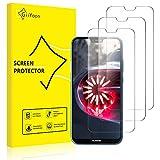 GiiYoon Verre Trempé pour Huawei P20 Lite (3 Pièces), [sans Bulles] [9H Dureté] [Anti-Rayures],...