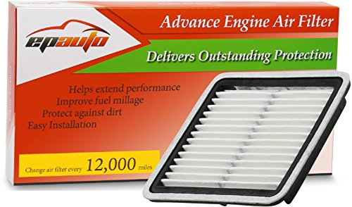 EPAuto GP997 (CA9997) Replacement for Subaru Extra Guard Panel Engine Air Filter for Impreza (2008-2016),Legacy(2005-2019),Outback(2005-2019),WRX(2015-2020),Forester(2009-2018),Tribeca(2008-2014)