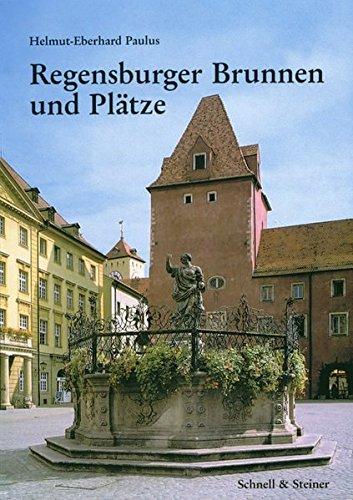 Regensburger Brunnen und Plätze: Geschichte, Funktion und Ikonographie (Große Kunstführer / Große Kunstführer / Städte und Einzelobjekte, Band 203)