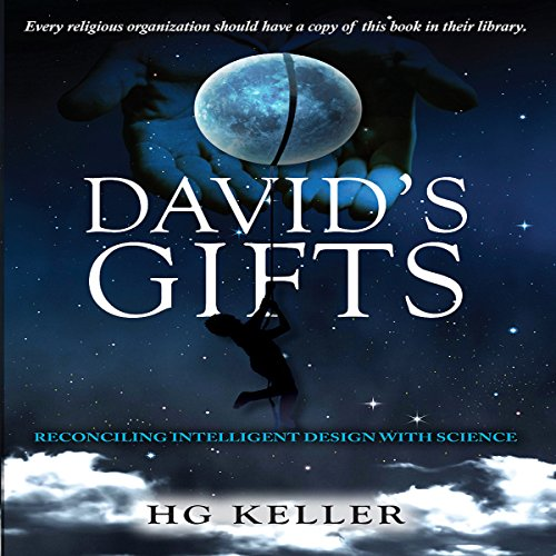 David's Gifts: A Delightful Story About a Family Dealing with an Extremely Intelligent Child audiobook cover art