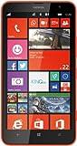 Nokia Lumia 1320 - Smartphone Libre Windows Phone (Pantalla 6', cámara 5 MP, 8 GB, Dual-Core 1.7 GHz, 1 GB RAM), Naranja (Importado)