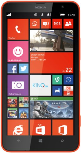 Nokia Lumia 1320 - Smartphone Libre Windows Phone (Pantalla 6