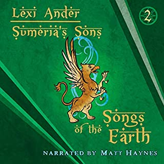 Songs of the Earth audiobook cover art