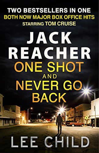 Jack Reacher Film Collection: One Shot, Never Go Back - Two Bestsellers in One (English Edition)