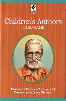 Children s Authors Card Game  Authors & More   Authors & More