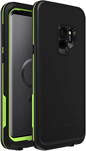 LifeProof Fre - Samsung Galaxy S9 - Black Lime