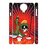 WEUKK Marvin the martian Samsung Galaxy S4 I9500 3D case cover, personalized case for Samsung Galaxy S4 I9500 Marvin the martian, personalized Marvin the martian phone case