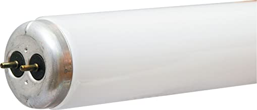 "GE Lighting 49891 24"" 20 Watt White Fluorescent Tube Light Bulbs Plant & Aquar"