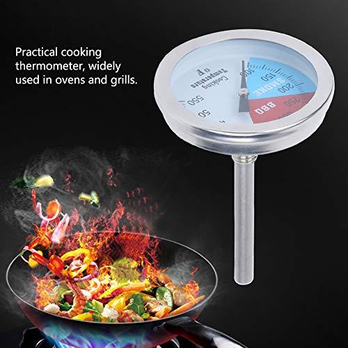 Parrilla segura y confiable Durable con escala de dial para hornos y parrillas para chef