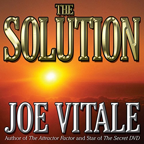 The Solution audiobook cover art