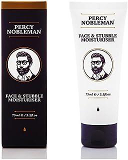 Percy Nobleman Face & Stubble Moisturiser, per stuk verpakt (1 x 75 ml)