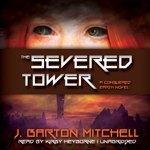 The Severed Tower audiobook cover art