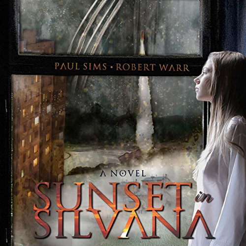 Sunset in Silvana audiobook cover art