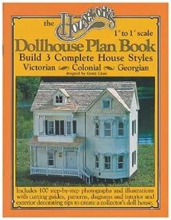 Dollhouse The 3-in-1 Dollhouse Plan Book