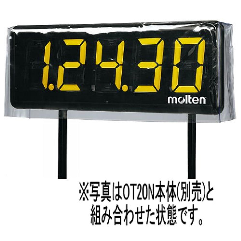 ワーディアンケース興味第三molten(モルテン) アウトドアタイマーOT20N専用 透明防水カバー OTTC